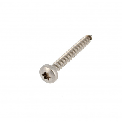 Wood and Chipboard Screw, Torx, A2 Stainless Steel