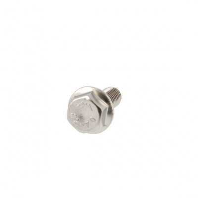 Hex Head, Toothed Flange, A2 Stainless Steel, DIN 6923